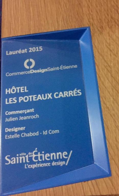 Hotel Poteaux Carres Saint Etienne