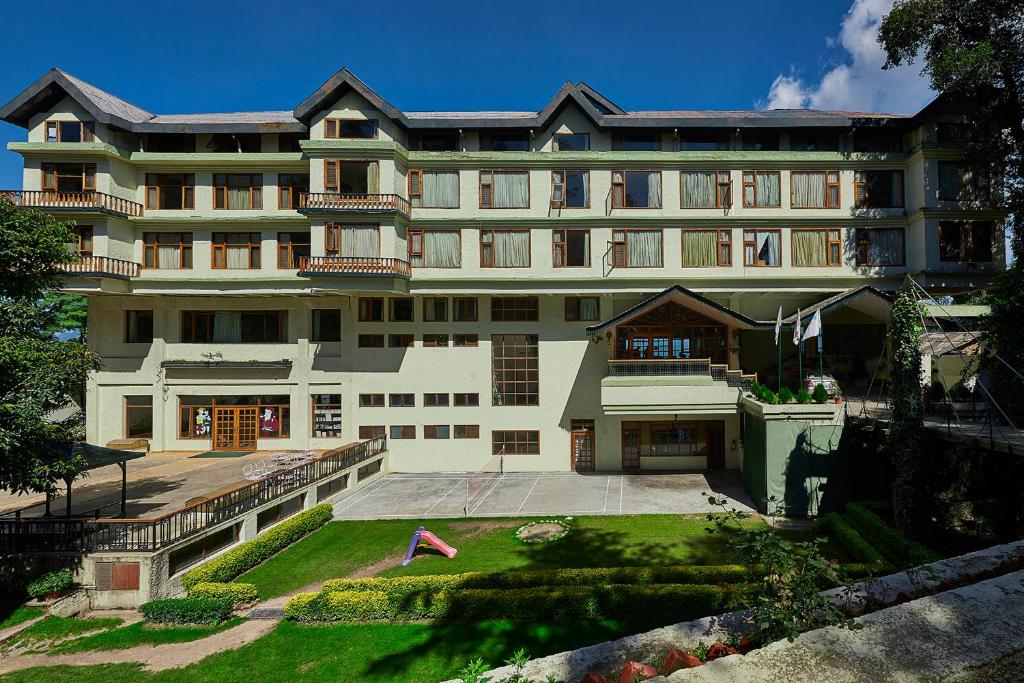 Club Mahindra Mashobra Shimla Book Your Hotel With