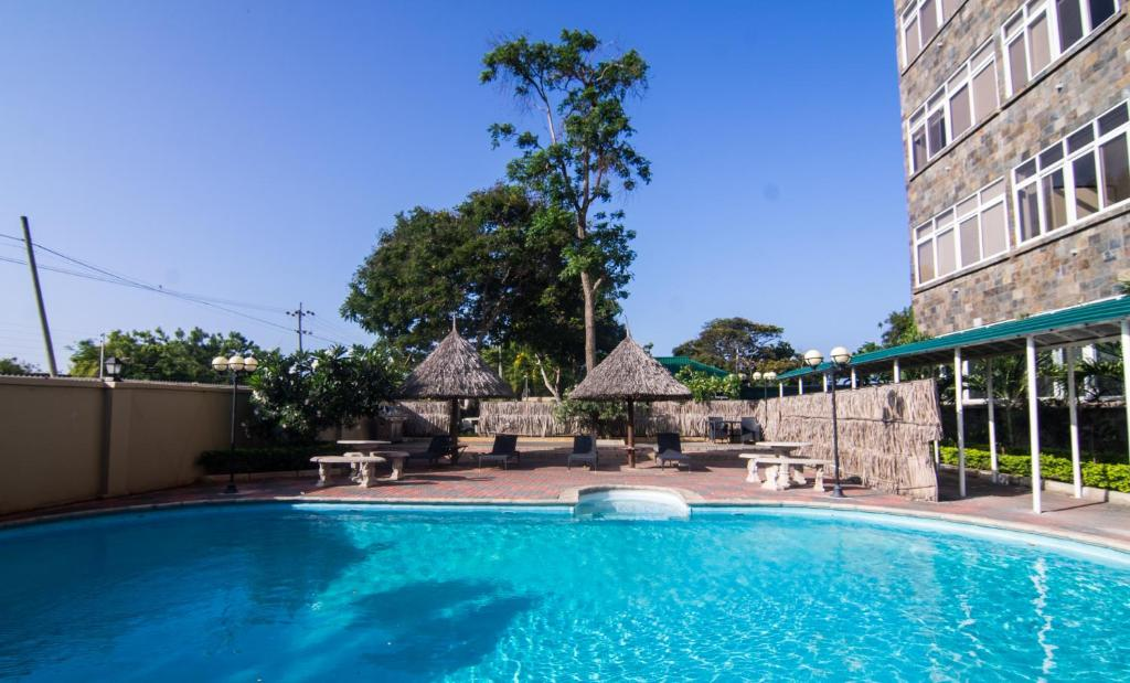 Colosseum Square Luxury Apartments Dar Es Salaam Book Your Hotel With Viamichelin