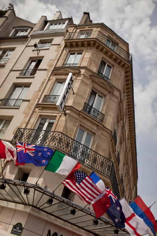 Hotel agora paris book your hotel with viamichelin for Hotel booking paris