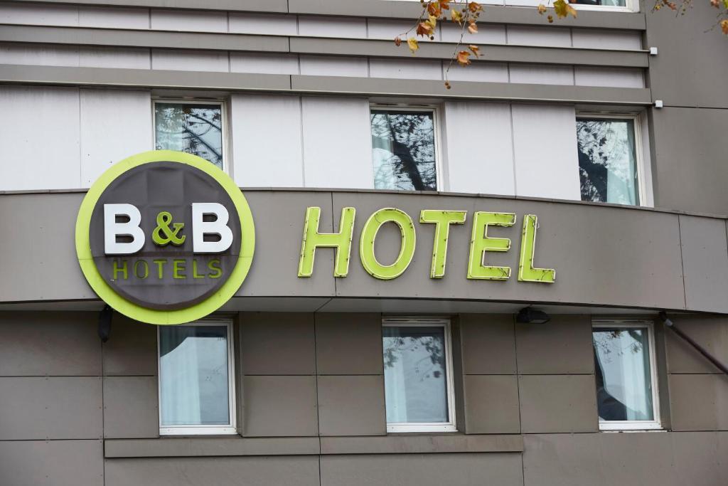 Bb Hotel Paris Porte De La Villette