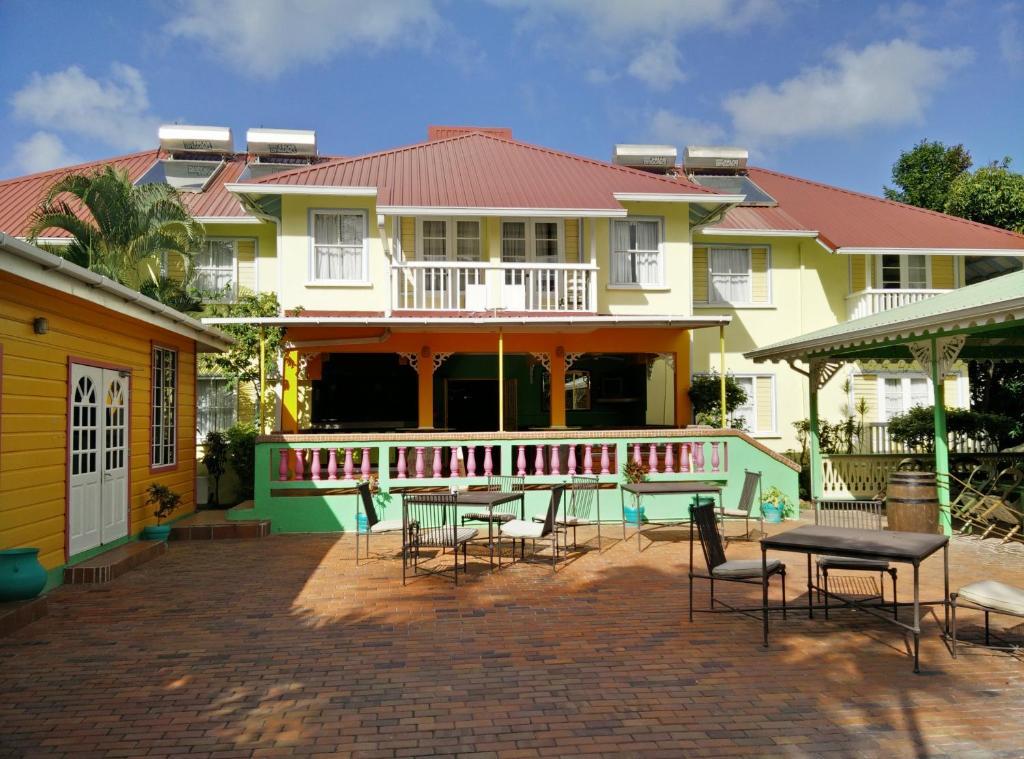 Coco palm castries prenotazione on line viamichelin for Gros morne cabine del parco nazionale