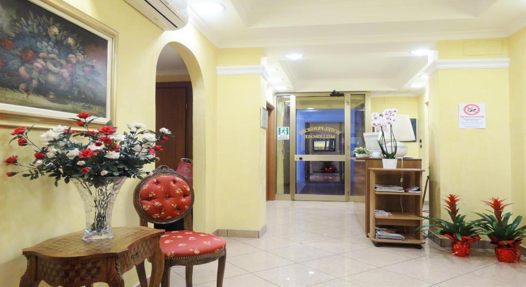 Hotel Millerose Roma Recensioni
