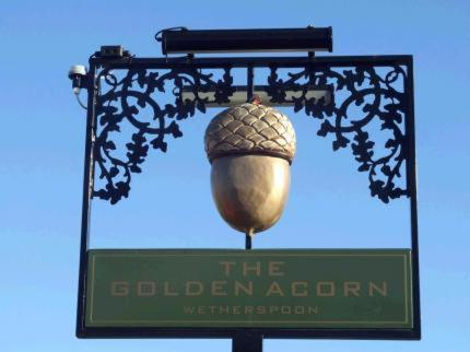The Golden Acorn Wetherspoon