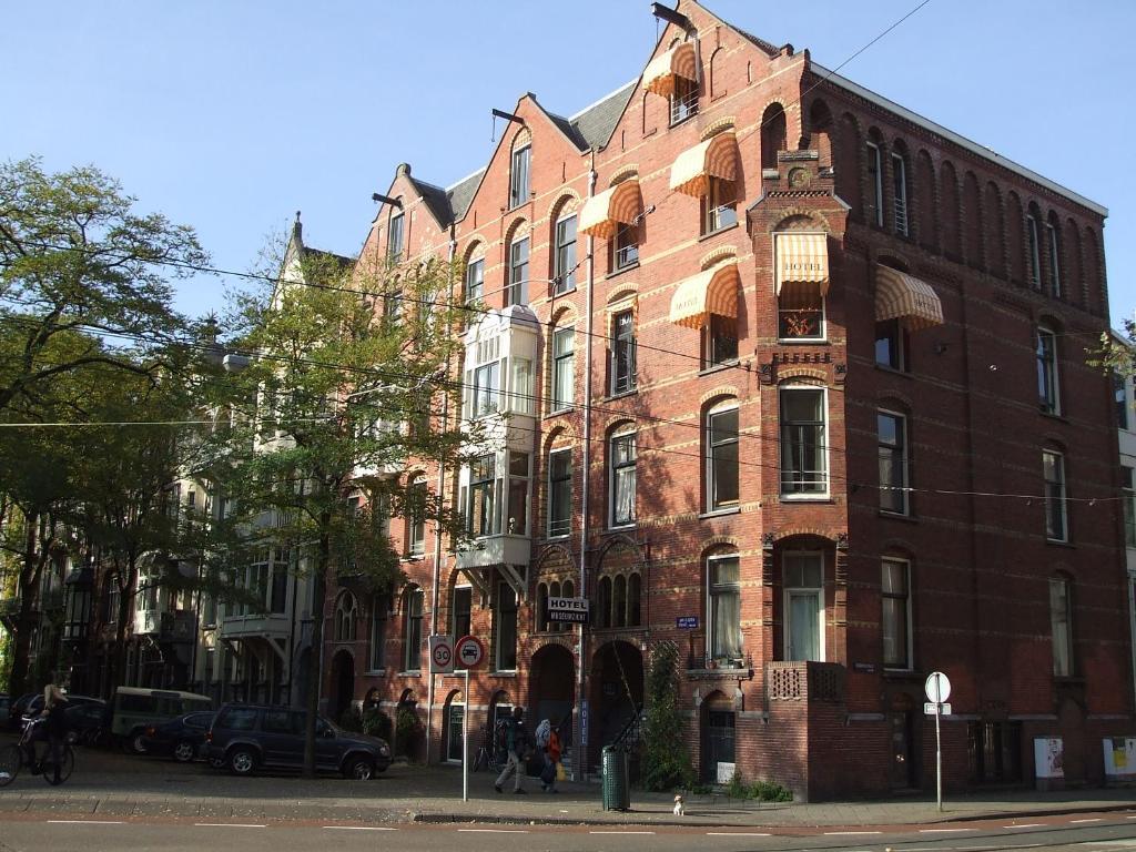 Hotel Museumzicht Amsterdam Online Booking Viamichelin