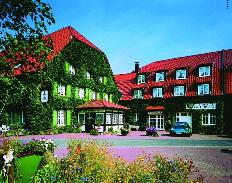 Akzent hotel gut h ing unna viamichelin informationen for Designhotel unna