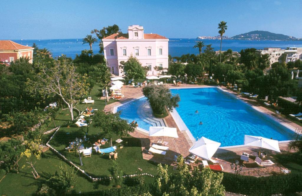 Villa Irlanda Grand Hotel