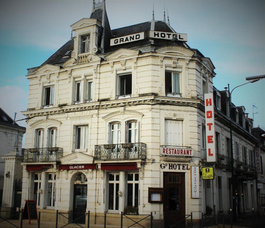 Le Grand Hotel - Ch U00e2teau-du-loir