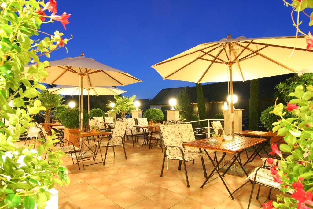 Hotel Restaurant Bergischer Hof Marialinden Overath
