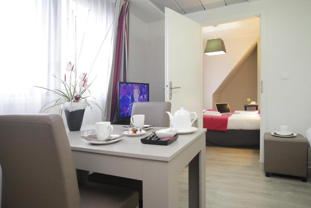 Appart 39 hotel odalys green marsh r servation gratuite sur for Reserver un appart hotel
