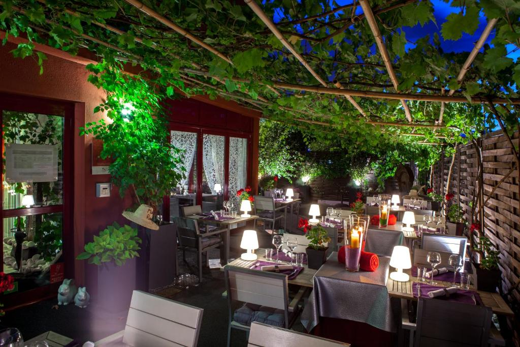 L 39 auberge de maison rouge annemasse viamichelin for Auberge maison rouge annemasse
