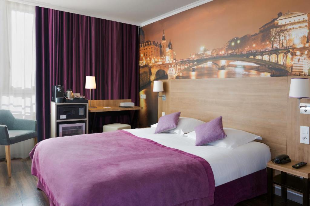Hotel Best Western Saint Denis