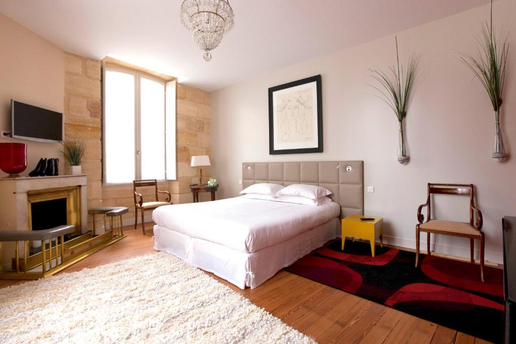 Une chambre chez dupont r servation gratuite sur viamichelin for Reserver un chambre