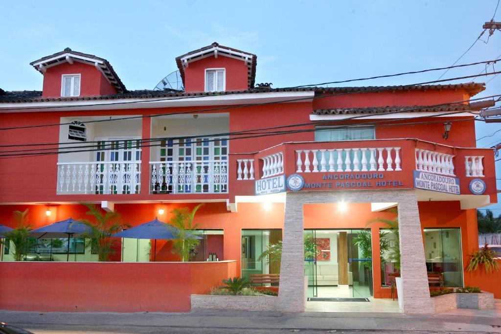 Ancoradouro hotel centro de porto seguro r servation for Central de reservation hotel