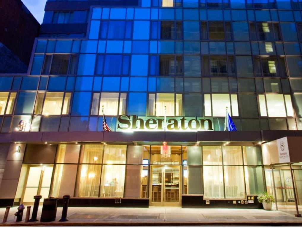 Sheraton Brooklyn New York R 233 Servation Gratuite Sur