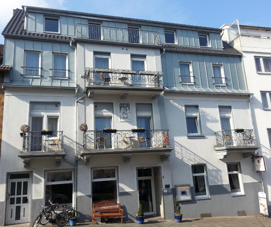 Aparthotel Am Kurpark Bad Neuenahr Ahrweiler
