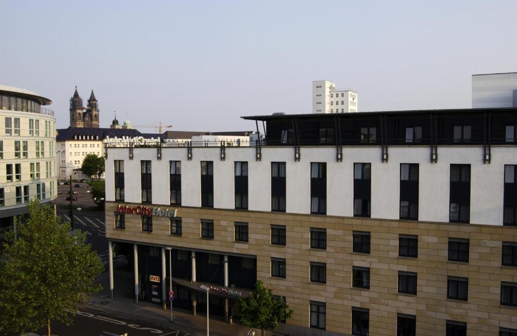 City Hotel Magdeburg Konrad Adenauer Platz