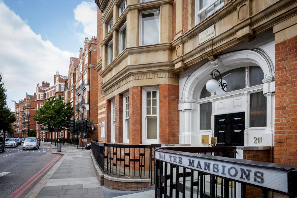 Kensington Earls Court Hotel London Homepage