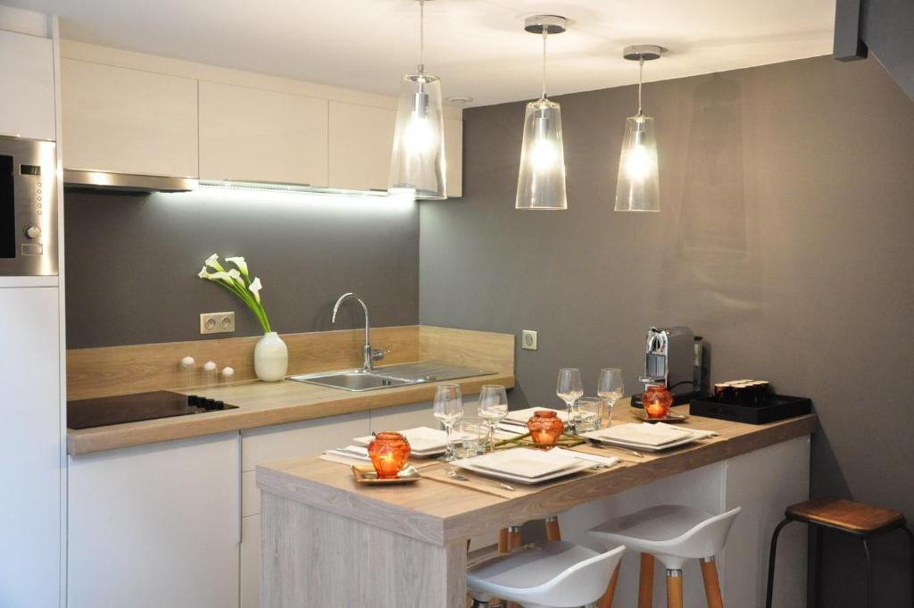 Appartement lille a part gites urbains locations de - Mini seche linge appartement ...