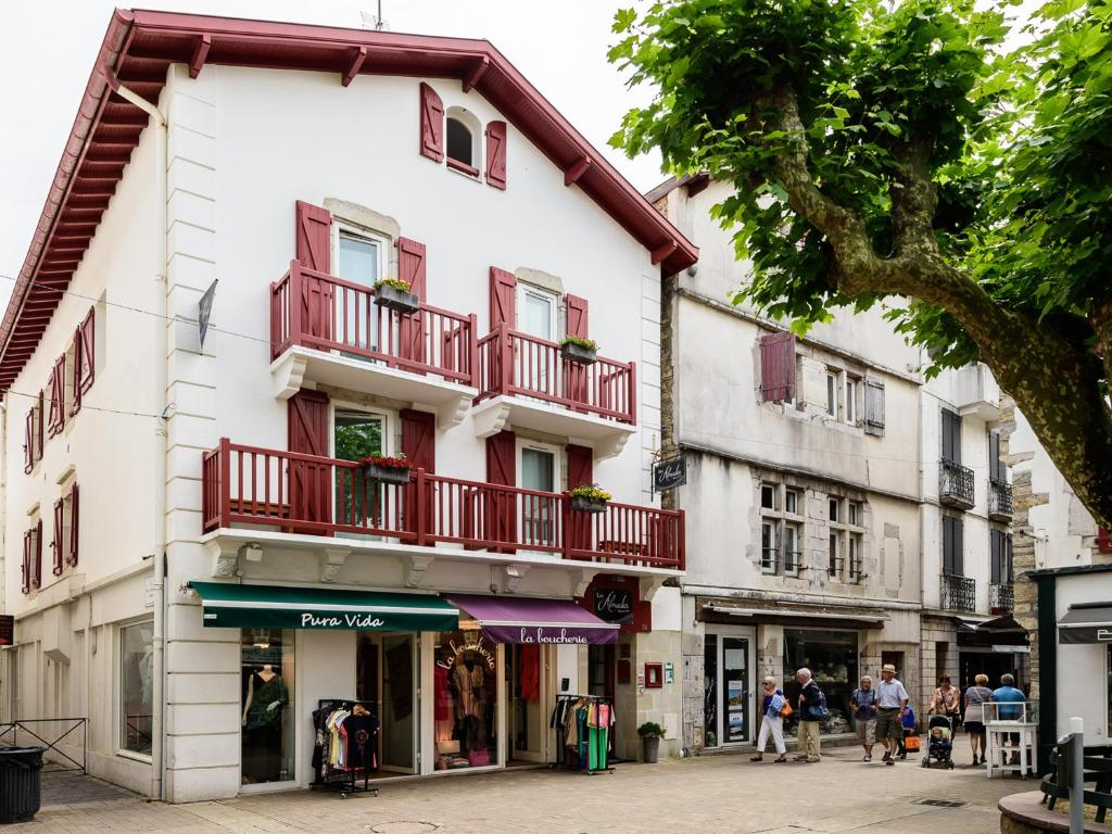 Hotel Saint Jean De Luz Avec Parking