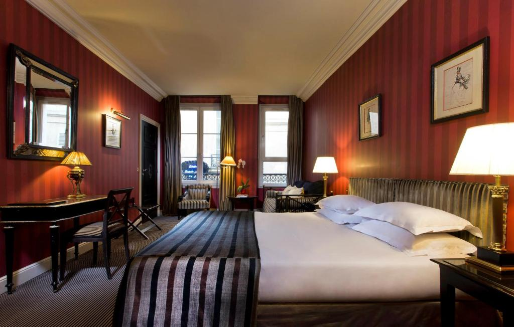 Hotel D Estrees Paris France