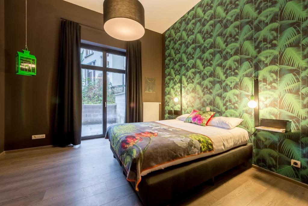 Appartements smartflats design schuman appartements for Appartement design bruxelles