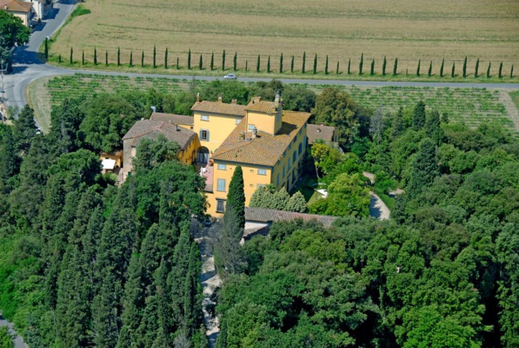 Hotel Villa Sonnino San Miniato