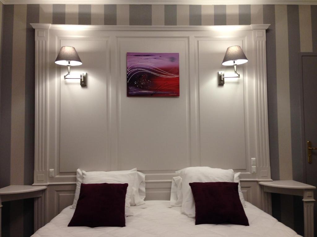 Hotel du luxembourg et restaurant les 4 saisons for Reserver hotel et payer sur place