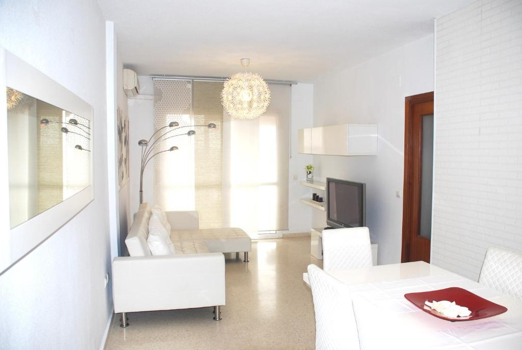 Sevilla apartment seville book your hotel with viamichelin for Appart hotel seville