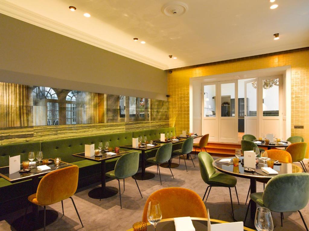 Hotel Damier Kortrijk Restaurant