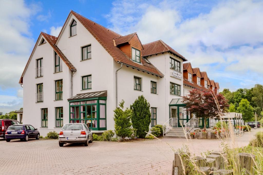 Center Hotel Garni Zwickau Mosel