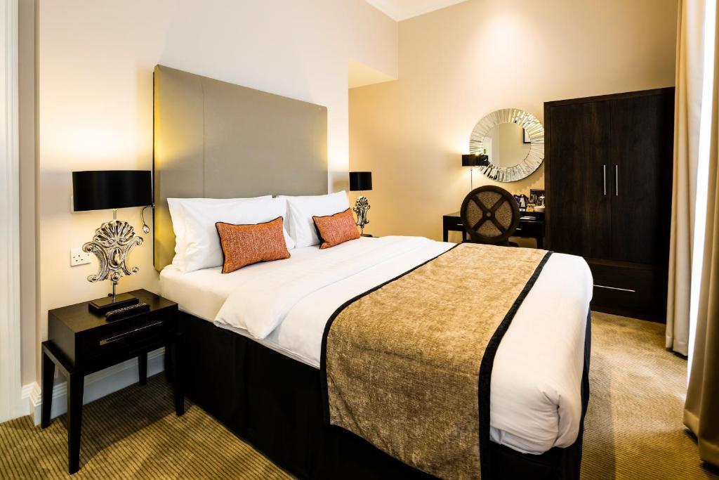 Montagu Place Hotel Reviews