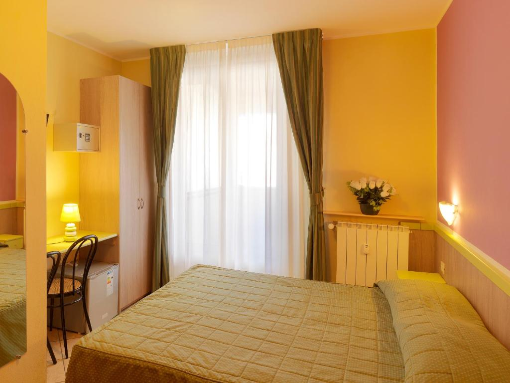 Hotel arco romana milano viamichelin informatie en for Hotel economici a milano