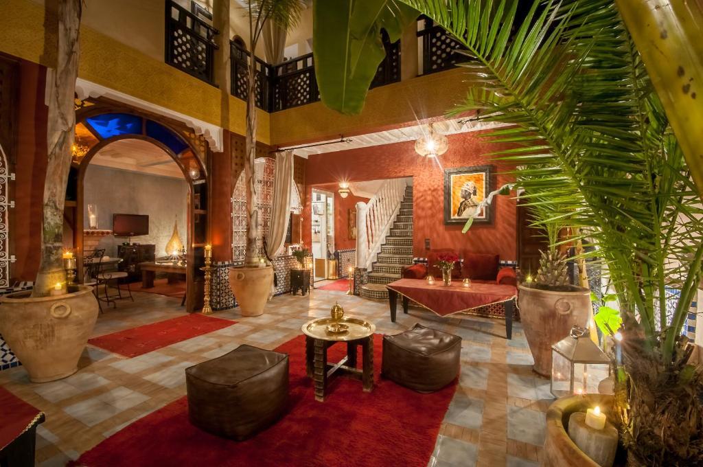 Riad eden chambres d 39 h tes marrakech for Chambre d hotes marrakech