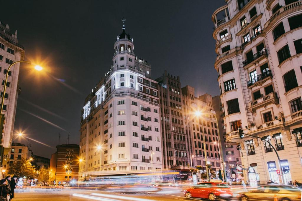 Dear Hotel Madrid Madrid Book Your Hotel With Viamichelin