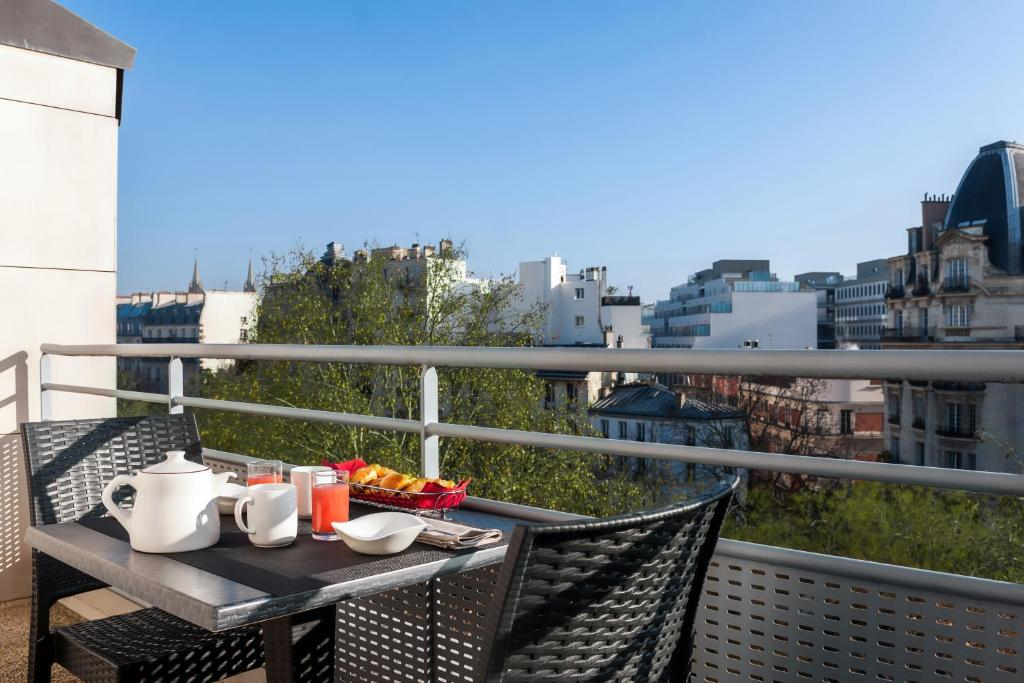 Citadines bastille marais paris paris informationen for Hotel boulevard richard lenoir paris
