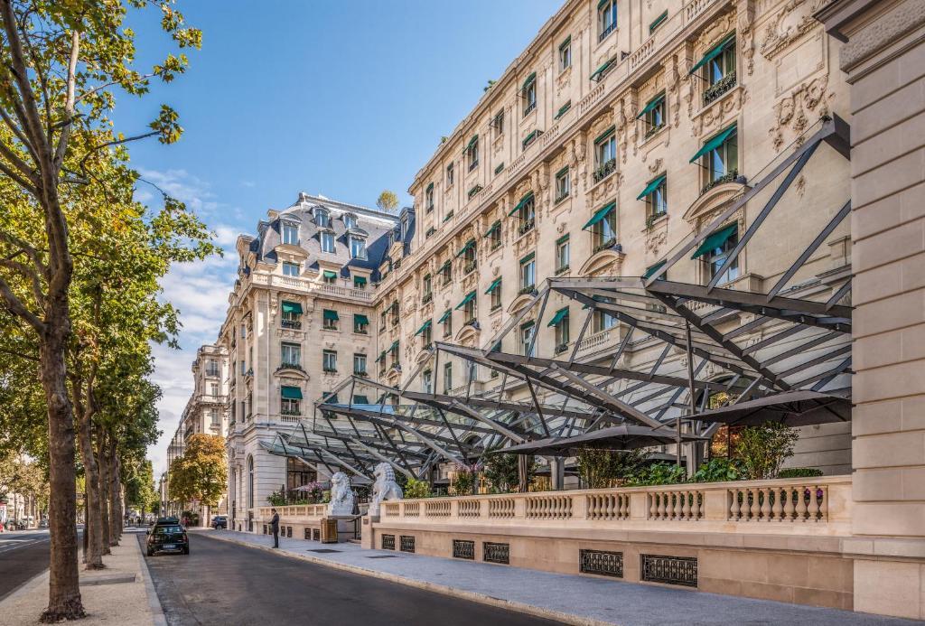 Hotel the peninsula paris r servation gratuite sur for Hotel sans reservation paris