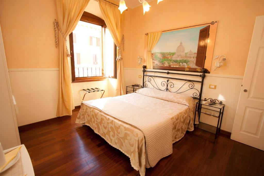 Chambres d 39 h tes le suite di via ottaviano suite in rome for Chambre hote design rome