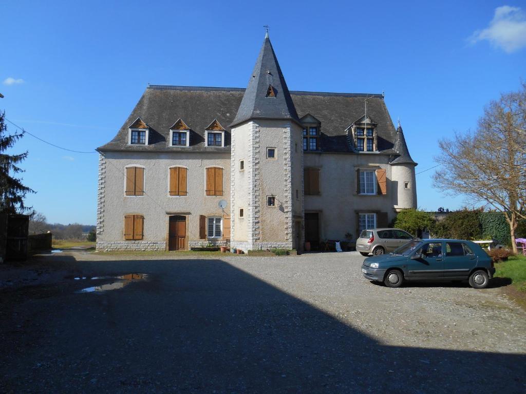 Chateau espalungue chambres d 39 h tes dognen - Chambre d hote chateau gontier ...