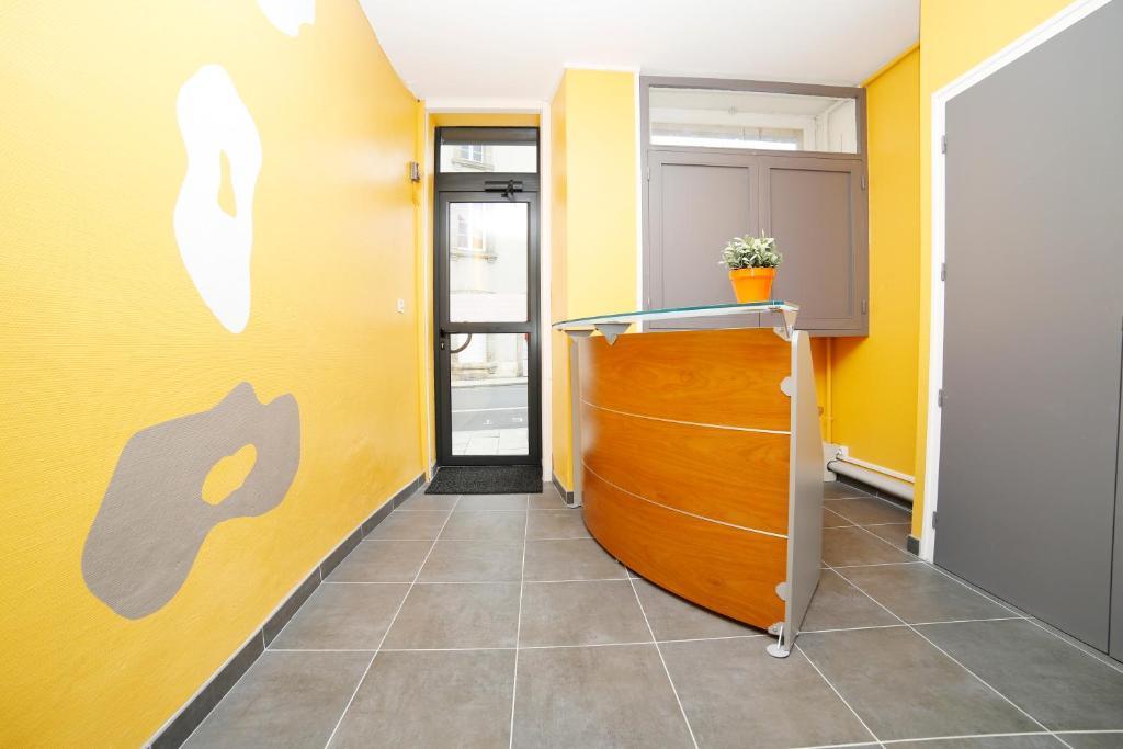Apartamentos appart alma casas de vacaciones saint for Appart hotel cholet
