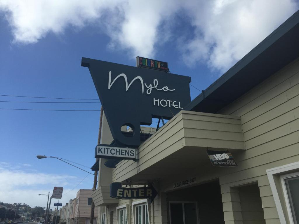 Mylo Hotel Daly City