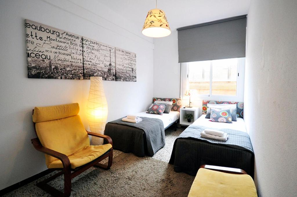 Chambres d 39 h tes julian rooms chambres d 39 h tes barcelone - Chambre d hotes barcelone ...