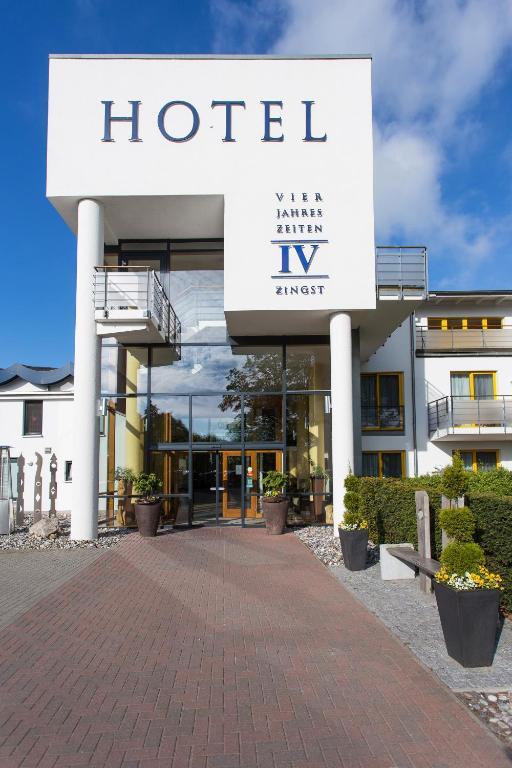 Resort Hotel Vier Jahreszeiten Zingst