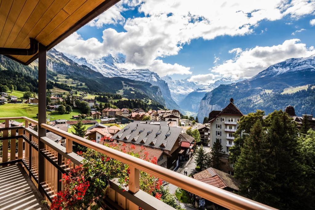 отель швейцарии картинки