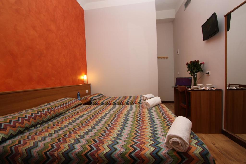 Hotel Brasil Milano Recensioni