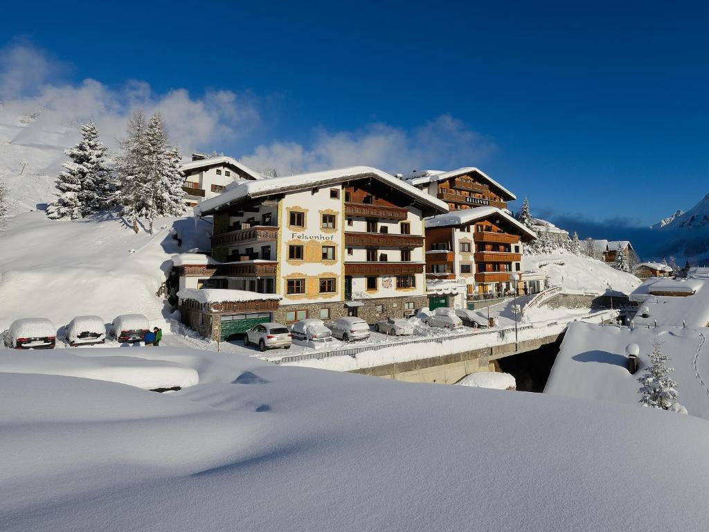 Hotel Pension Kristall Lech Am Arlberg