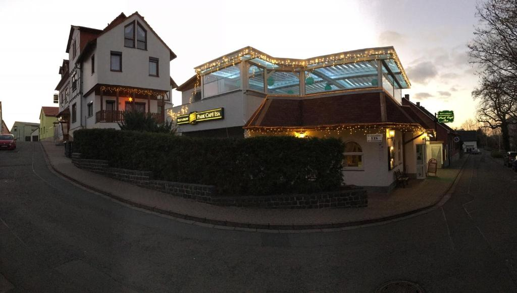 Hotel Restaurant Park Hotel Isa