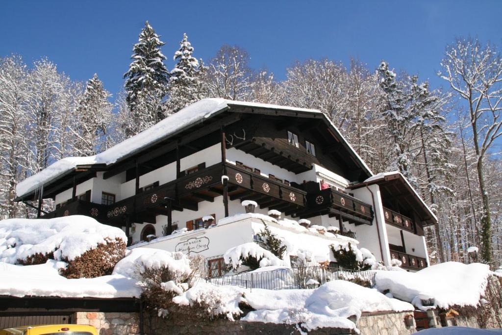 Haus am berg berchtesgaden prenotazione on line for Modernes haus am berg