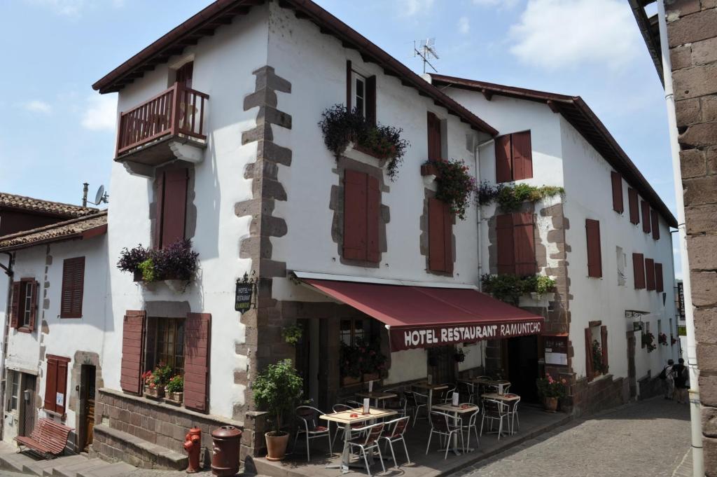 Hotel Ramuntcho St Jean Pied De Port