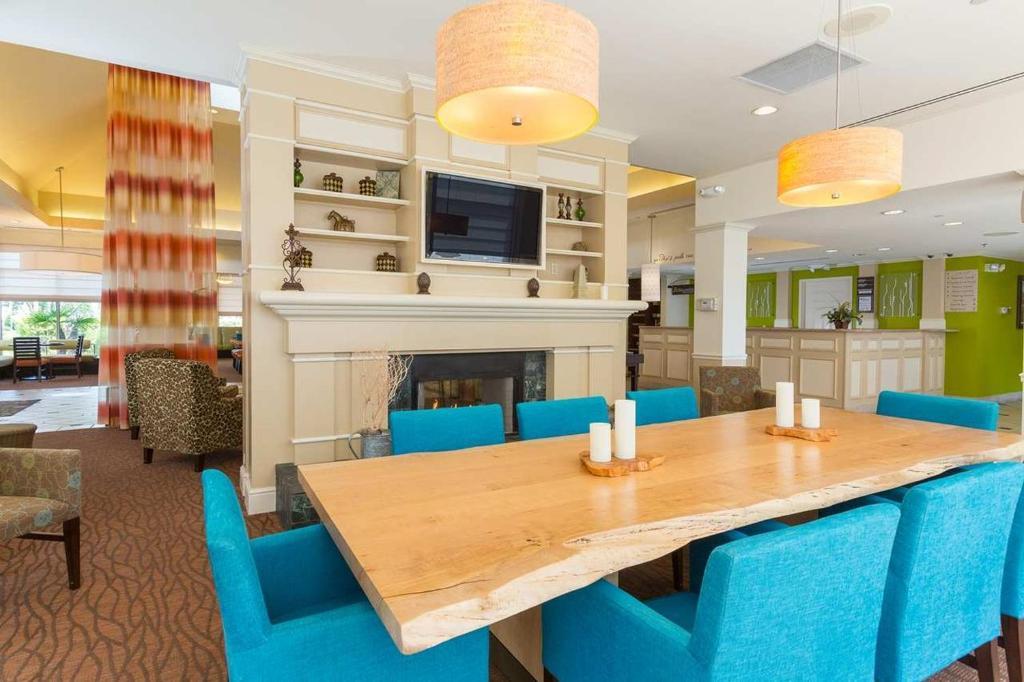 Hilton Garden Inn Daytona Beach Airport Daytona Beach Book Your Hotel With Viamichelin